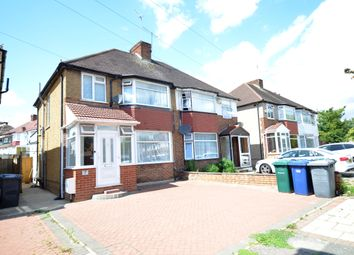 Thumbnail 4 bed semi-detached house to rent in The Greenway, London, London