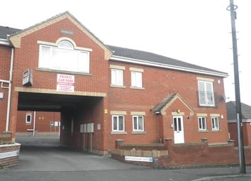 Thumbnail 2 bed flat for sale in Rockingham Court, Belgrave Road, Barnsley