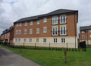 Thumbnail 2 bed flat for sale in Coleridge Way, Oakham