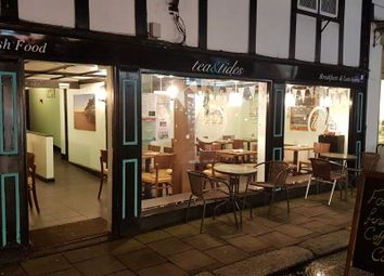 Thumbnail Restaurant/cafe for sale in High Street, Hythe