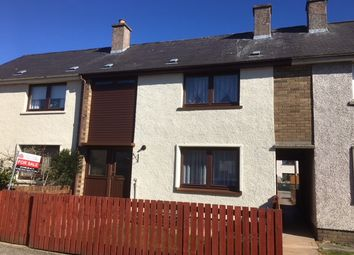 Thumbnail 2 bed terraced house for sale in Salvesen Crescent, Alness