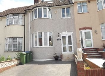 Thumbnail 3 bed terraced house for sale in Moordown, Shooters Hill