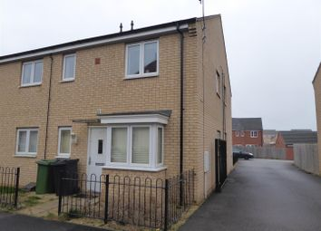 Thumbnail 1 bed property for sale in Apollo Avenue, Farcet, Peterborough