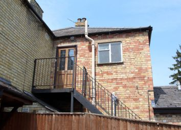 Thumbnail 2 bed flat to rent in High Street, Brampton, Huntingdon