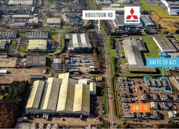 Thumbnail Industrial for sale in Dedridge East Industrial Estate, Abbotsford Rise, Livingston