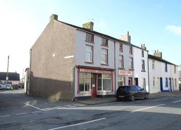 Thumbnail End terrace house for sale in 12-14 Main Street, Haverigg, Millom, Cumbria