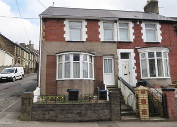 Thumbnail 2 bed end terrace house for sale in Gladstone Street, Abertillery