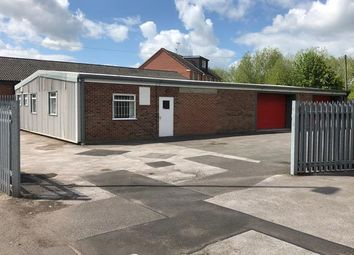 Thumbnail Light industrial to let in 7 Station Road, Langley Mill, Nottinghamshire