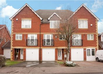 Thumbnail 3 bed terraced house for sale in Pentstemon Drive, Swanscombe