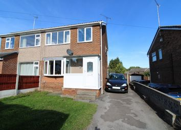 Thumbnail 3 bed semi-detached house for sale in Coniston Drive, Townville, Castleford