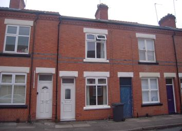 Thumbnail 2 bed terraced house to rent in Windermere Street, Leicester