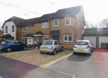 Thumbnail 3 bed end terrace house for sale in Cheltenham Drive, Chippenham
