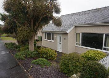 Thumbnail 2 bed semi-detached bungalow for sale in Bro Enddwyn, Dyffryn Ardudwy