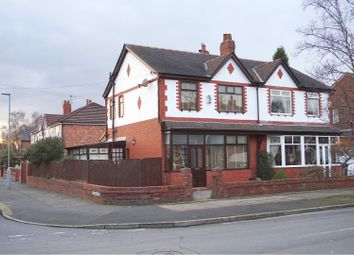 Thumbnail 3 bed semi-detached house for sale in Wainwright Avenue, Manchester