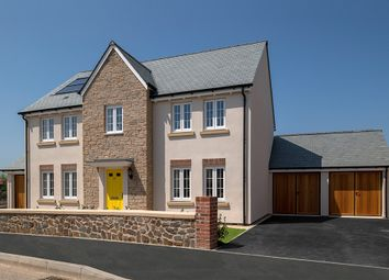 "Thumbnail 4 bed detached house for sale in ""The Harriett"" at The Green, Chilpark, Fremington, Barnstaple"