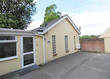 Thumbnail 3 bed semi-detached bungalow to rent in St. James Road, Exeter