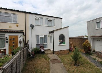 Thumbnail 3 bed end terrace house for sale in Melody Close, Warden, Sheerness