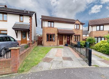 Thumbnail 2 bedroom semi-detached house for sale in Alemoor Crescent, Restalrig, Edinburgh