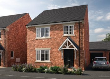 Thumbnail 4 bed detached house for sale in Plot 5, The Lilac, Westfield Gardens, 16 Westfield Court, Horbury