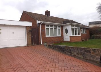 Thumbnail 2 bed detached bungalow to rent in Milwr Road, Holywell