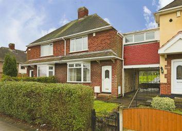 3 bed link-detached house for sale in Brookside, Hucknall, Nottinghamshire NG15