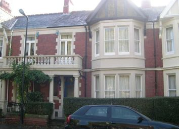 Thumbnail 4 bed property to rent in Sandringham Road, Penylan, Cardiff