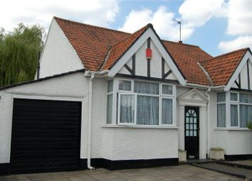 Thumbnail 5 bed detached bungalow to rent in Charterhouse Avenue, Wembley