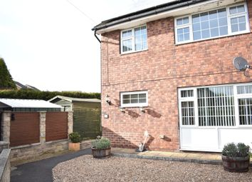 Thumbnail 3 bed semi-detached house for sale in Roman Crescent, Brinsworth, Rotherham, South Yorkshire