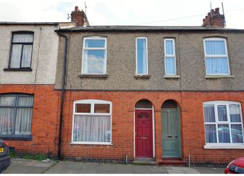 Thumbnail 3 bed terraced house for sale in Yelvertoft Road, Northampton