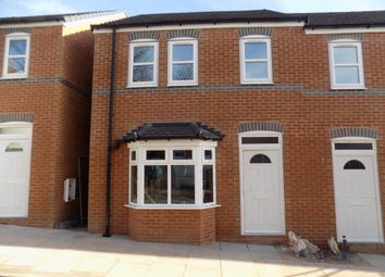 Thumbnail 3 bed semi-detached house for sale in Green Lane, Handsworth, Birmingham