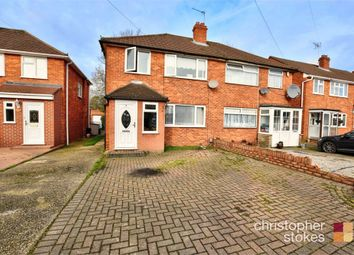 Thumbnail 4 bed semi-detached house for sale in Warwick Drive, Cheshunt, Cheshunt, Hertfordshire