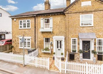 Thumbnail 2 bed cottage for sale in Market Place, Abridge, Romford