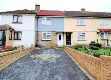 Thumbnail 2 bed terraced house for sale in Hazel Road, Slade Green, Kent