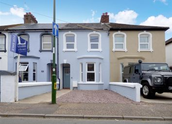 Thumbnail 2 bed terraced house for sale in Beaconsfield Road, Wick, Littlehampton