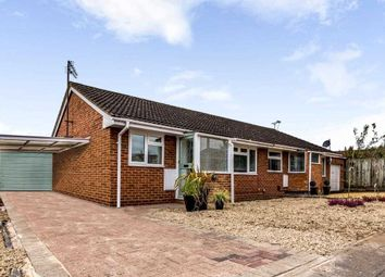 Thumbnail 2 bed bungalow for sale in Haig Close, Upper Stratton, Swindon