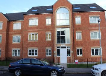 Thumbnail 2 bed flat to rent in Redhill Park, Hull