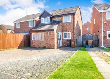 Thumbnail 3 bedroom detached house for sale in Shelford Close, The Glades, Northampton