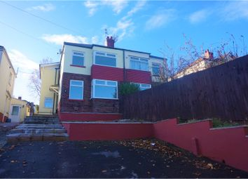 Thumbnail 3 bed semi-detached house for sale in Ty Mawr Road, Rumney
