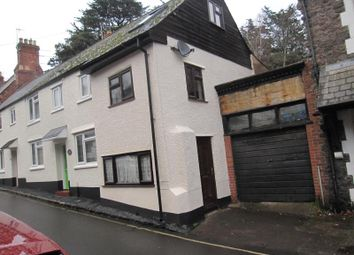 Thumbnail 2 bedroom end terrace house to rent in Holloway Street, Minehead
