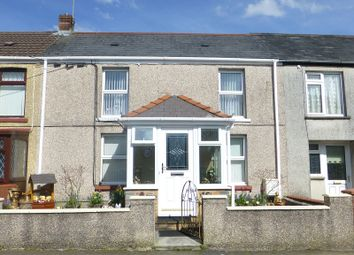 Thumbnail 3 bed terraced house for sale in Tirycoed Road, Glanamman, Ammanford, Carmarthenshire.