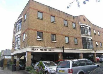 Thumbnail 1 bedroom flat to rent in Brentmead House, Britannia Road, London
