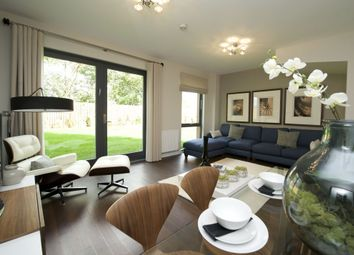 "Thumbnail 3 bed end terrace house for sale in ""Marigold"" at Derwent Way, York"