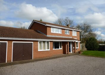 Thumbnail 4 bed detached house for sale in 4 Briar Walk, Bourne, Lincolnshire