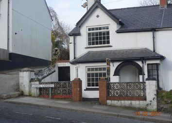 Thumbnail 3 bed end terrace house to rent in 14 Spring Gardens, Barn Street, Haverfordwest.SA61