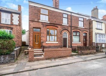 Thumbnail 3 bed end terrace house to rent in Vicarage Road, Wednesbury