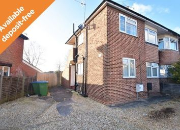 2 bed maisonette to rent in Spring Road, Southampton SO19