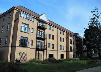 Thumbnail 2 bed flat for sale in Marbled White Court, Little Paxton, St. Neots