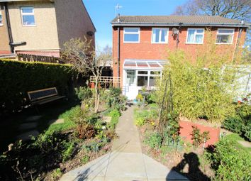 Thumbnail 2 bed semi-detached house for sale in Rhodfa Lwyd, Llysfaen, Colwyn Bay