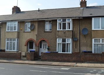 Thumbnail 3 bed terraced house to rent in Balfour Road, Queen's Park, Northampton