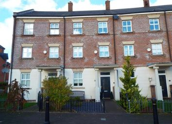 Thumbnail 4 bed town house for sale in Dorchester Avenue, Walton-Le-Dale, Preston, Lancashire
